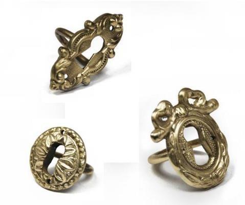 anello BOCCHETTA Giovanni Scafuro