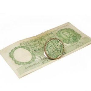 Anello MONEY Giovanni Scafuro