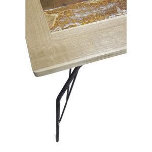 tavolo su misura arredo contemporaneo legno