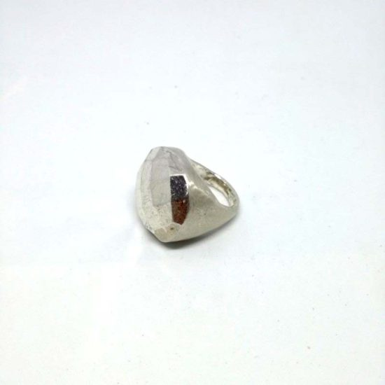 Anello in argento Robin Clerici