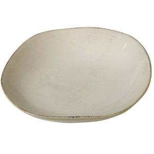 piatto fondo linea organiza virginia casa ceramica toscana