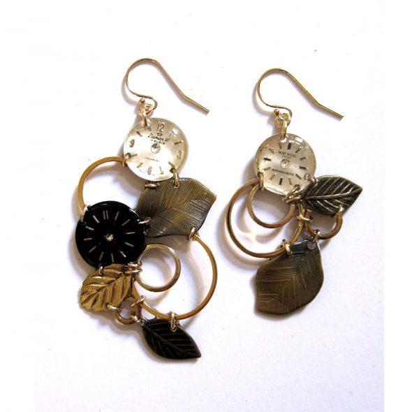 orecchini tomoko tokuda orologi vintage online