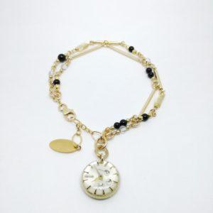 Collana Ciondolo Singolo Tomoko Tokuda vecchi orologi