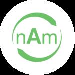 Logo Nam Ecodesign Roma