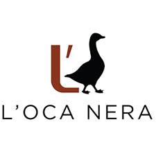 l'oca nera roma logo