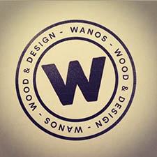 Wanos legno roma logo