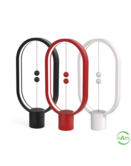 lampada con magnete heng balance lamp