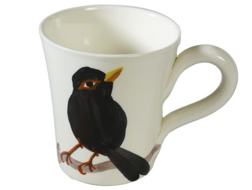 "Tazza mug ""Selva"" Blue Bird Virginia Casa"