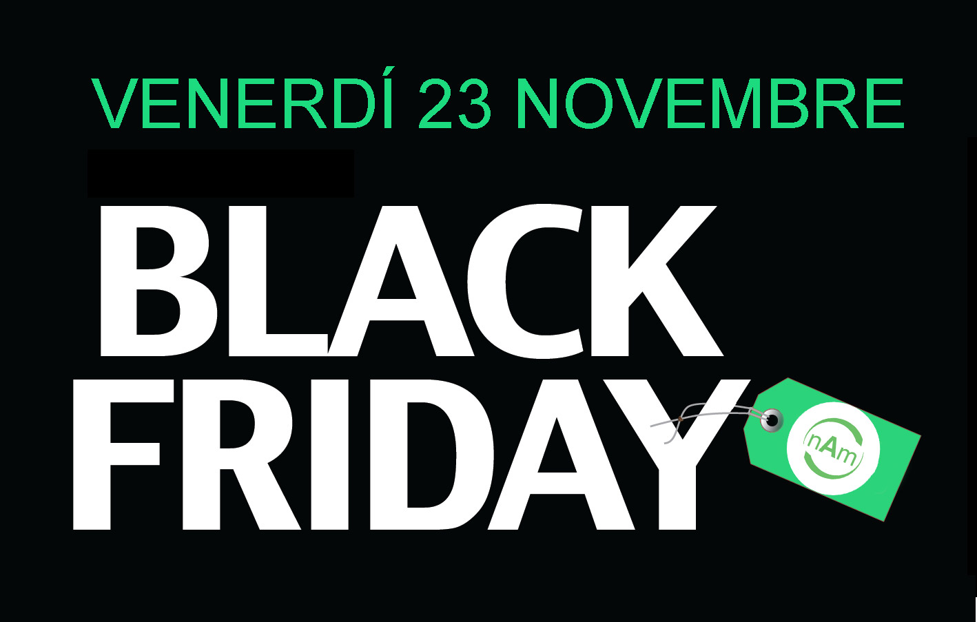 Black Friday Roma design