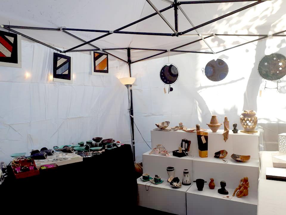 mostra mercato ceramica artigianale natale roma