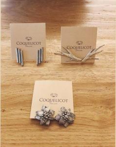 Coquelicot Jewellery orecchini artiginali