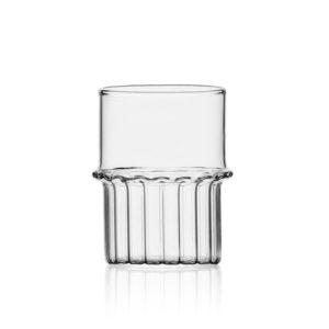 bicchiere da acqua collezione transit ichendorf milano
