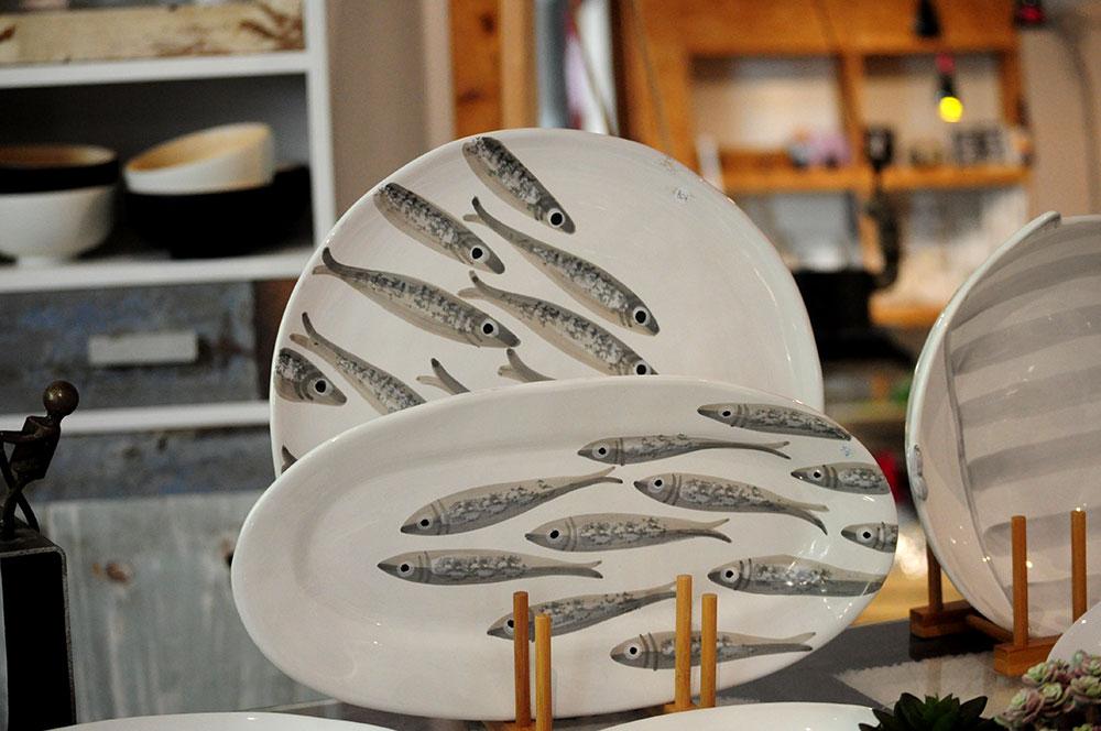 linea marina virginia casa vassoi sardine