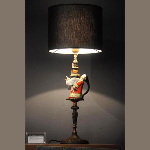 Artcocò lampada vintage roma