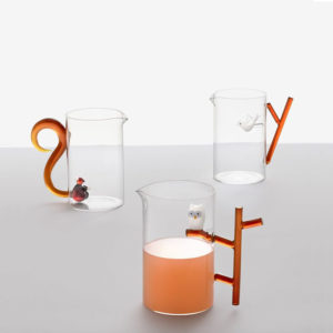 collezione vetry by animal farm brocche ichendorf con animali