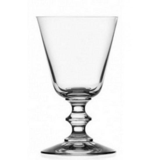 set di calici in vetro per la tavola in vetro trasparente ichendorf