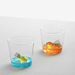 bicchiere pesce animal farm animali ichendorf online
