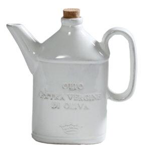 Oliera a forma di Latta argilla - Linea Osteria - Virginia Casa