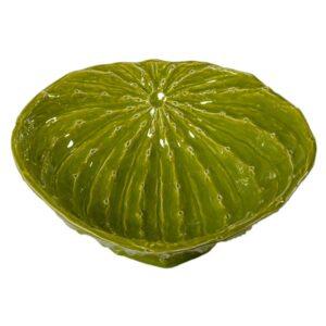 linea esotica virginia casa insalatiera verde