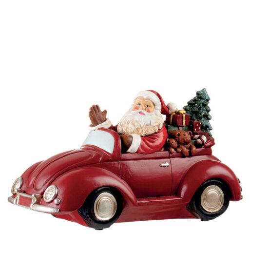 Babbo Natale Maggiolino