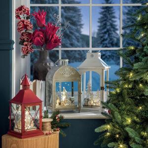 lanterne notti di Natale