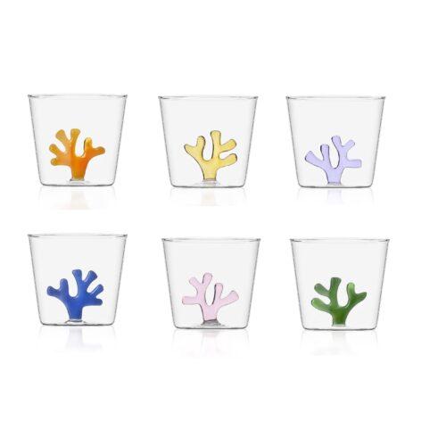 bicchieri CORAL REEF ichendorf online