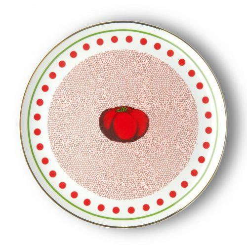 piatto da portata collezione Bel paese Bitossi Home