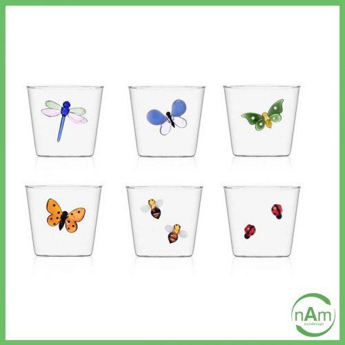 Set 6 bicchieri GARDEN PICNIC - Ichendorf