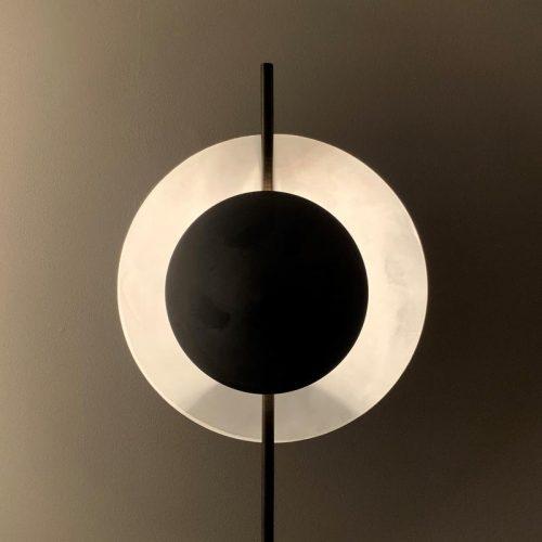 Lampada da tavolo a LED in alluminio 101 Copenhagen