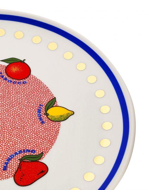 piatto di portata agrumi linea Bel Paese Bitossi Home